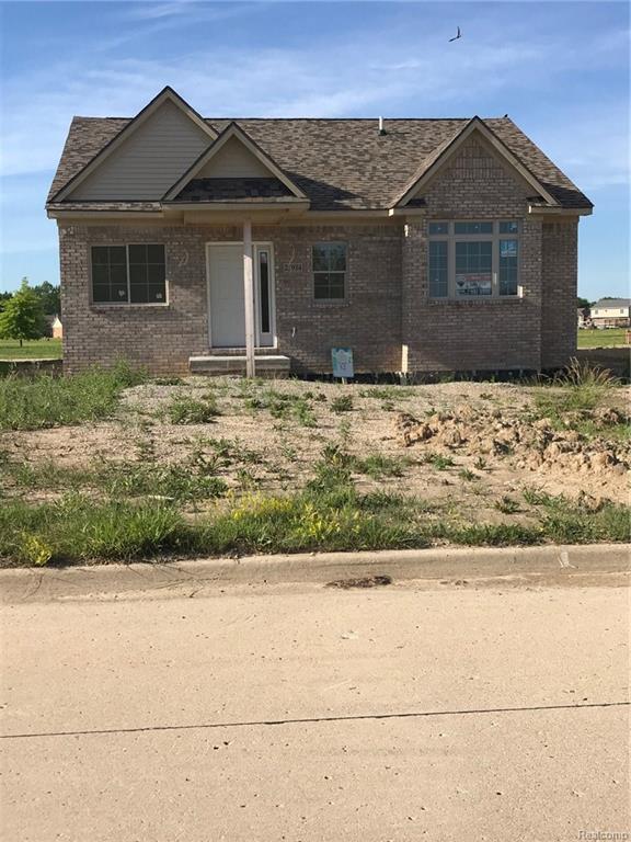 23934 Meadows Avenue #52, Flat Rock, MI 48134 (#218079935) :: Duneske Real Estate Advisors