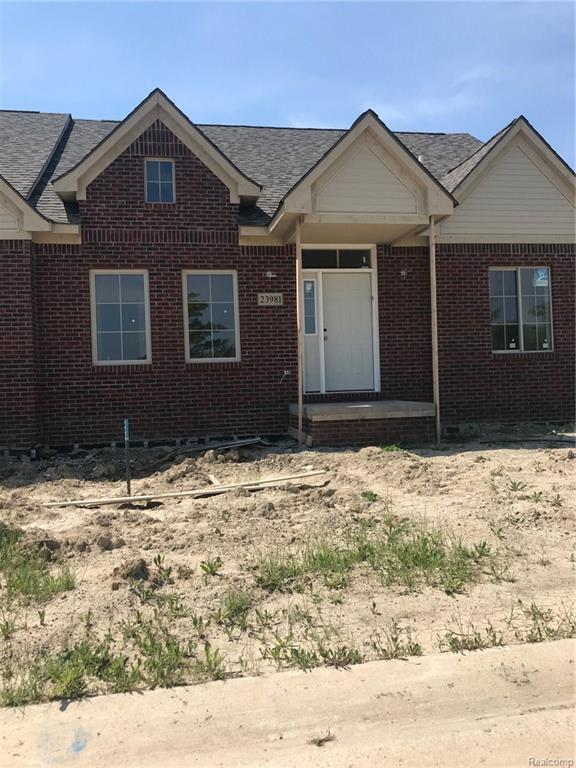 23981 Romero #25, Flat Rock, MI 48134 (#218080025) :: Duneske Real Estate Advisors