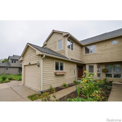 3457 Bent Trail Drive, Pittsfield Twp, MI 48108 (#543259605) :: RE/MAX Classic