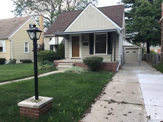 3315 Pardee Avenue, Dearborn, MI 48124 (#218080695) :: RE/MAX Classic