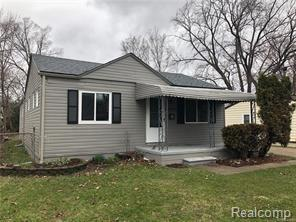 26555 Brush Street, Madison Heights, MI 48071 (#218080895) :: RE/MAX Vision