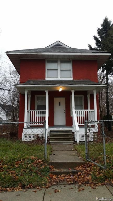 43 Oliver Street, Pontiac, MI 48342 (#218081042) :: RE/MAX Classic