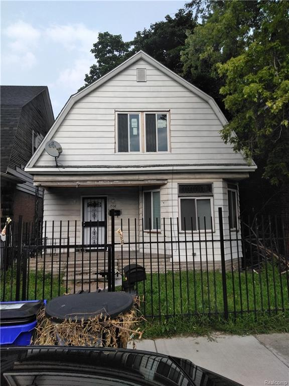 1538 Junction Street, Detroit, MI 48209 (#218081068) :: The Buckley Jolley Real Estate Team