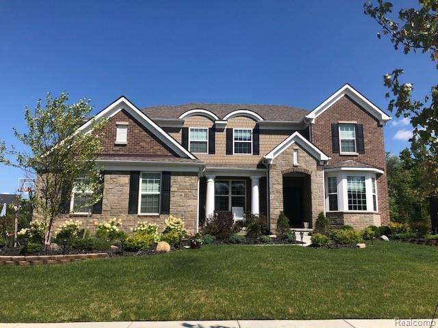 22821 Country Club Drive, South Lyon, MI 48178 (#218082059) :: The Buckley Jolley Real Estate Team
