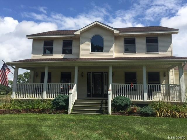2987 Wilder Road, Lapeer Twp, MI 48455 (#218083353) :: RE/MAX Classic
