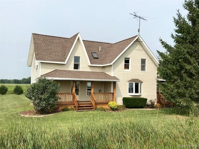 6950 Todd Road, Fremont Twp, MI 48422 (MLS #218083701) :: The Toth Team
