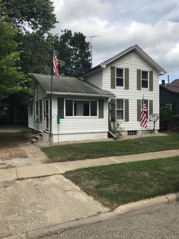 118 Clark Street, Clinton Vlg, MI 49236 (#543259800) :: Duneske Real Estate Advisors