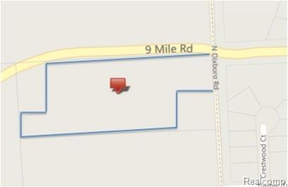 VL Nine Mile Road, Green Oak Twp, MI 48178 (#218084609) :: Duneske Real Estate Advisors