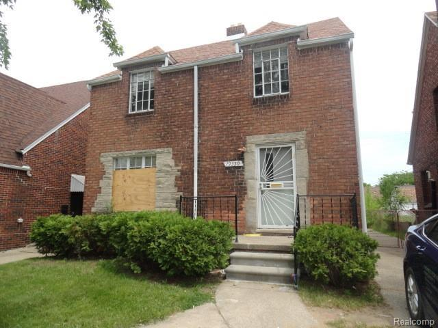 19350 Cliff Street, Detroit, MI 48234 (#218085191) :: RE/MAX Nexus