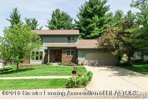 2542 Capeside Drive, Meridian Charter Twp, MI 48864 (MLS #630000230153) :: The Toth Team