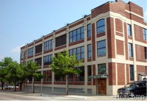 109 W Washington Ave Unit 7, CITY OF JACKSON, MI 49203 (#55201803324) :: Keller Williams West Bloomfield