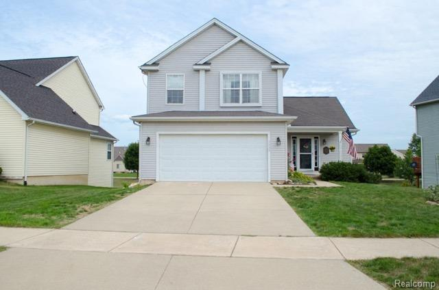 3535 Lexington Circle, Dexter, MI 48130 (#543260080) :: Duneske Real Estate Advisors