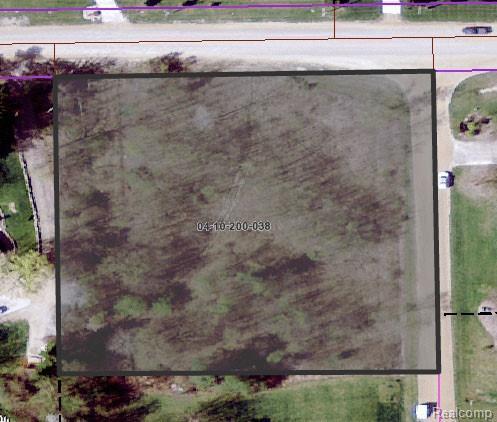 00000 Deerwood Ln., Washington Twp, MI 48095 (#218087462) :: The Buckley Jolley Real Estate Team