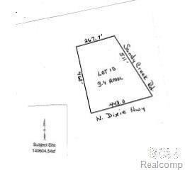 0 N Dixie Hwy, Frenchtown Twp, MI 48162 (#57000951105) :: RE/MAX Vision