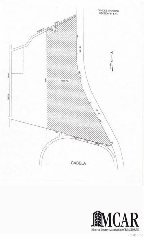 0 Cabela Blvd, Dundee Twp, MI 48131 (#57020096098) :: Duneske Real Estate Advisors