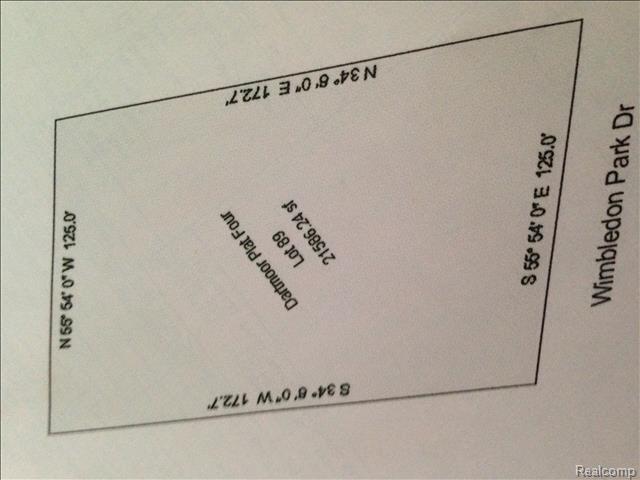 5560 Wimbledon Park Drive, Monroe Twp, MI 48161 (#57020421335) :: Duneske Real Estate Advisors