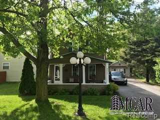 9751 S Dixie Hwy, Erie Twp, MI 48133 (#57021424871) :: Duneske Real Estate Advisors