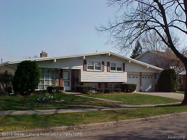 3318 Christine Drive, Lansing, MI 48911 (MLS #630000230374) :: The Toth Team