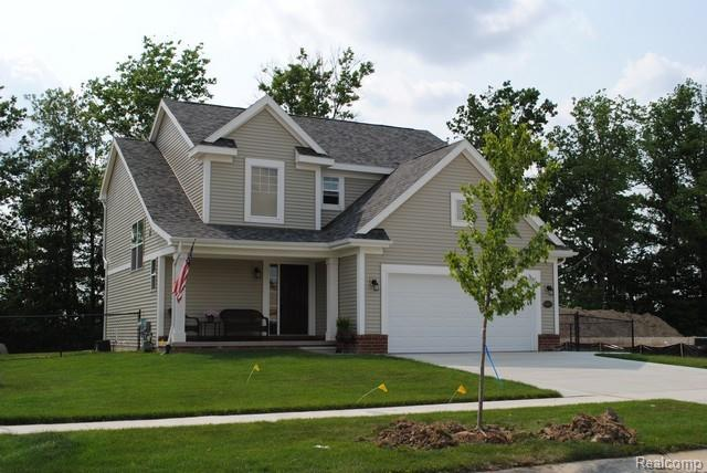 9029 Birch Pointe Drive, Berlin Twp, MI 48166 (#218088645) :: Duneske Real Estate Advisors