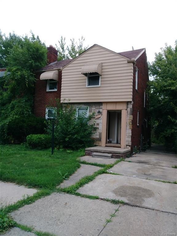 10166 Roxbury Street, Detroit, MI 48224 (MLS #218089949) :: The Toth Team