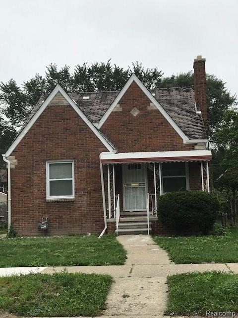10353 Greensboro Street, Detroit, MI 48224 (MLS #218090075) :: The Toth Team