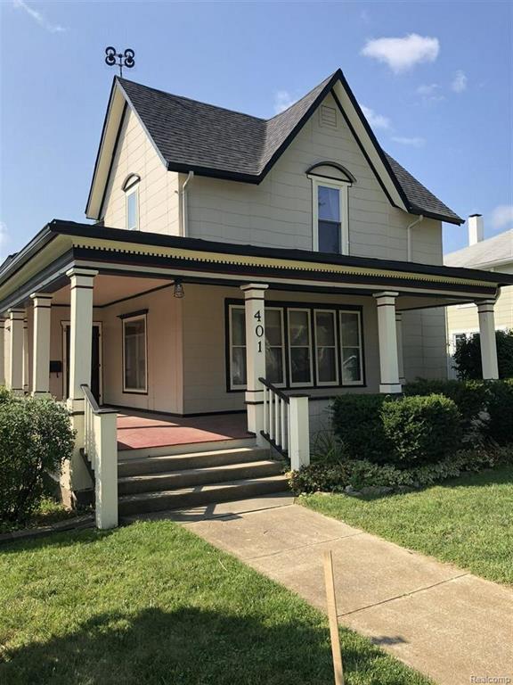 401 W Main, Durand, MI 48429 (#50100004079) :: Duneske Real Estate Advisors