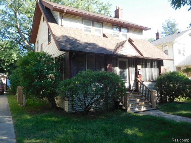1015 Longfellow Avenue, Royal Oak, MI 48067 (#218091176) :: RE/MAX Classic