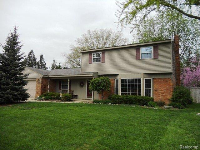 26329 Greythorne Trail, Farmington Hills, MI 48334 (#218091285) :: RE/MAX Classic