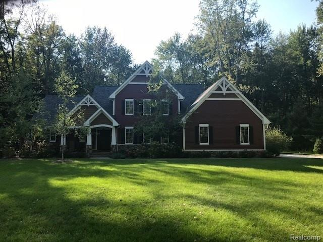 66521 Autumn Hollow Lane, Washington Twp, MI 48095 (#218091622) :: RE/MAX Classic
