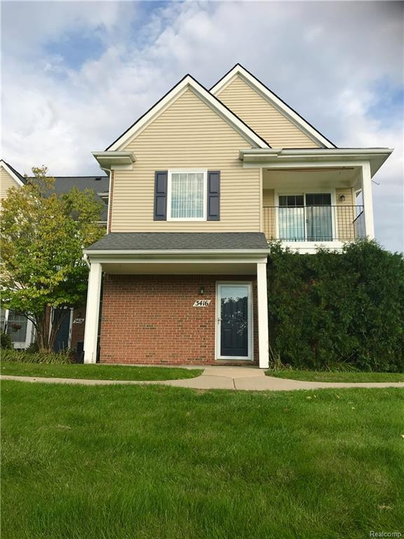3416 Kneeland Circle, Howell Twp, MI 48843 (#218091857) :: The Mulvihill Group