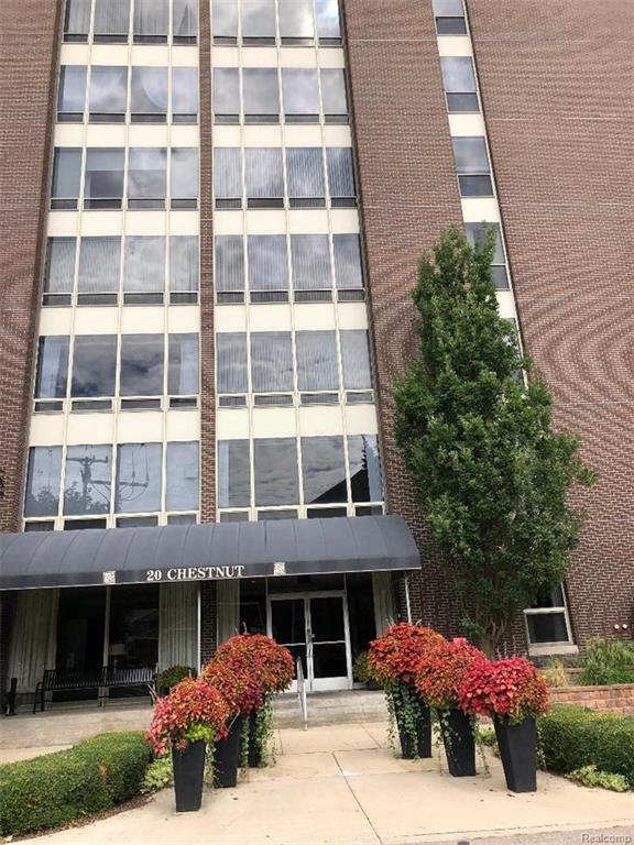 20 Chestnut Unit 501 Street, Wyandotte, MI 48192 (#218092321) :: Duneske Real Estate Advisors