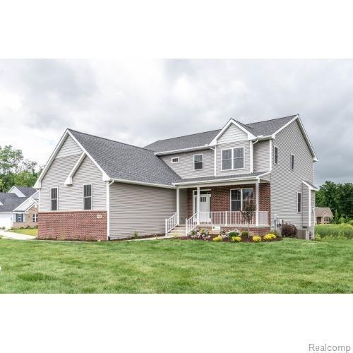 10452 Gray Knoll, York, MI 48176 (#543260487) :: Duneske Real Estate Advisors