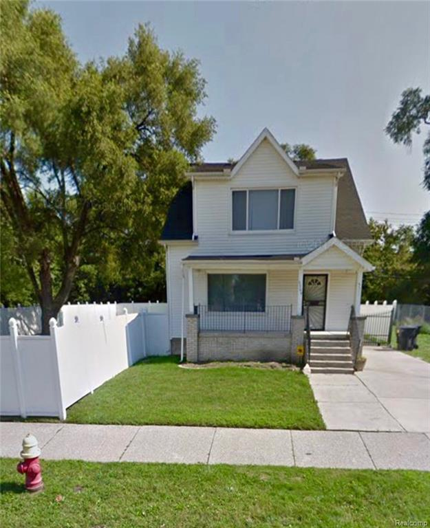 3309 Doris Street, Detroit, MI 48238 (#218094135) :: RE/MAX Vision