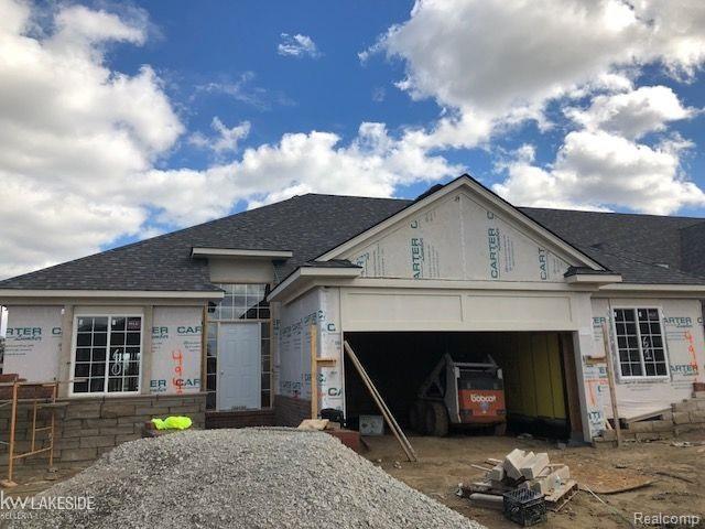 49420 Chapel Hill Unit # 60 Build, Shelby Twp, MI 48315 (#58031361108) :: Duneske Real Estate Advisors