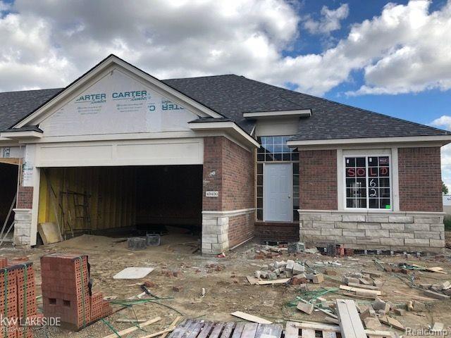 49400 Chapel Hill Unit # 62 Build, Shelby Twp, MI 48315 (#58031361110) :: Duneske Real Estate Advisors
