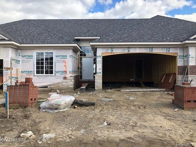 49410 Chapel Hill Unit # 61 Build, Shelby Twp, MI 48315 (#58031361112) :: Duneske Real Estate Advisors
