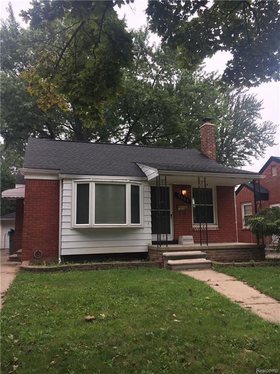 3804 Roosevelt Street, Dearborn, MI 48124 (#218095537) :: The Buckley Jolley Real Estate Team