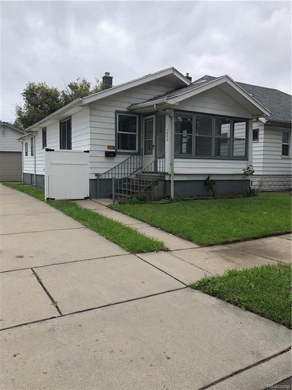1539 Oconnor Avenue, Lincoln Park, MI 48146 (#218096574) :: RE/MAX Classic
