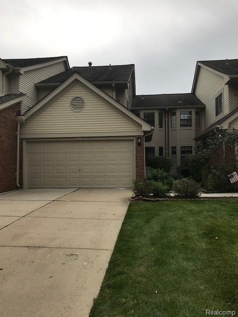 15646 Golfview Dr Court, Riverview, MI 48193 (#218098449) :: RE/MAX Classic
