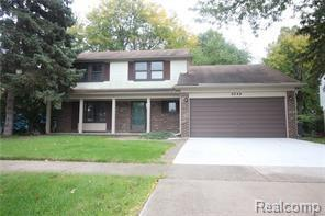 6244 Atkins Drive, Troy, MI 48085 (#218098540) :: The Buckley Jolley Real Estate Team