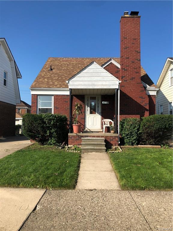 4731 Woodworth Street, Dearborn, MI 48126 (#218098907) :: Duneske Real Estate Advisors