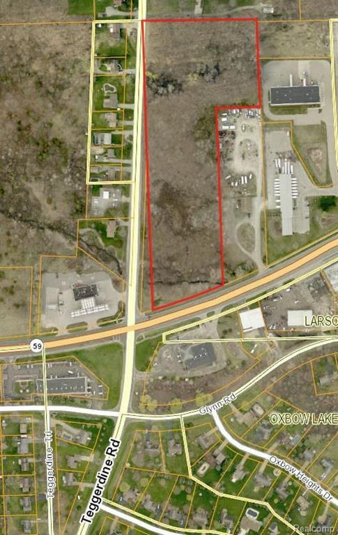 0000 Highland, White Lake Twp, MI 48386 (#218100315) :: Duneske Real Estate Advisors