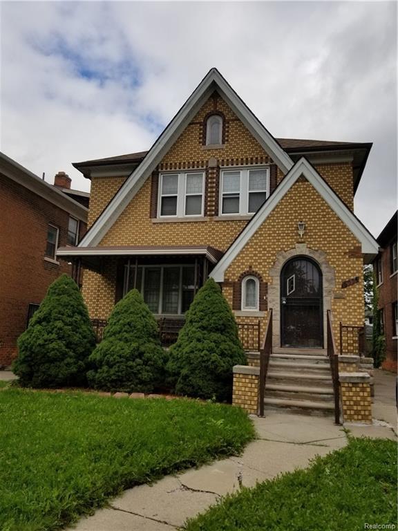 16554 Fairfield Street, Detroit, MI 48221 (#218101223) :: RE/MAX Classic