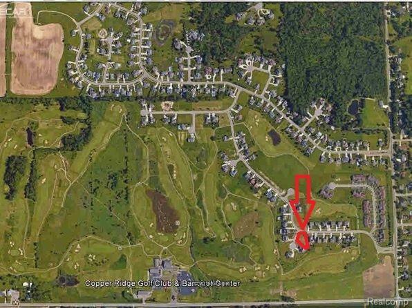 Lot 52 Copper Ridge Drive, Davison Twp, MI 48423 (#218101606) :: The Buckley Jolley Real Estate Team