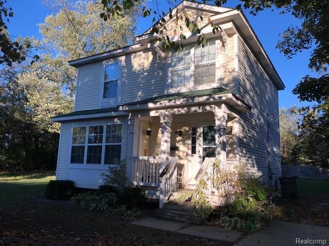 309 Russell Street, Pontiac, MI 48342 (#218102545) :: RE/MAX Classic