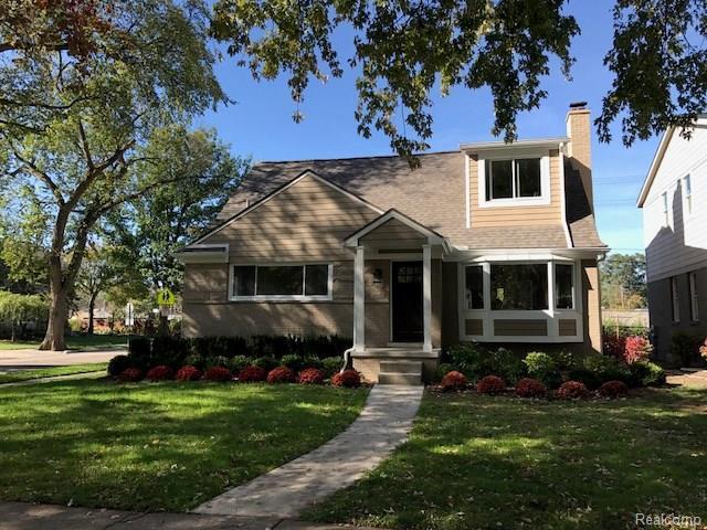 26001 Allor Avenue, Huntington Woods, MI 48070 (#218102612) :: Keller Williams West Bloomfield