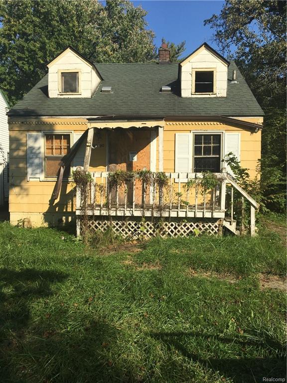 18190 Fielding Street, Detroit, MI 48219 (#218102800) :: Keller Williams West Bloomfield