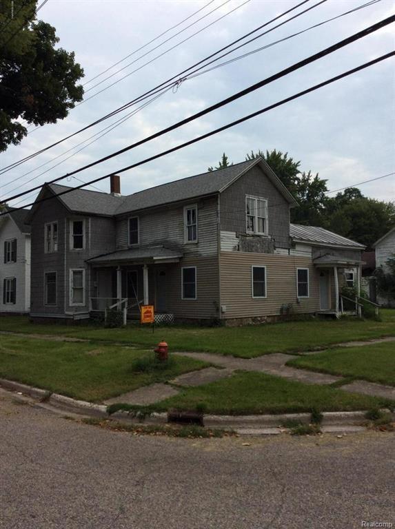 214 S Sophia St, HOMER VLLG, MI 49245 (#53018051771) :: Duneske Real Estate Advisors