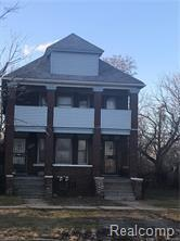 1450 E Grand Boulevard, Detroit, MI 48211 (#218103490) :: RE/MAX Classic