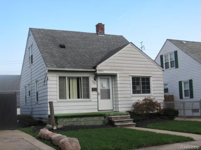 203 Detroit Street, Trenton, MI 48183 (#218104701) :: RE/MAX Classic